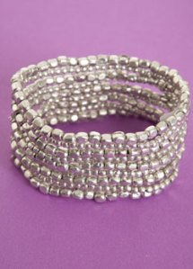 Windsor Multi strand bracelet